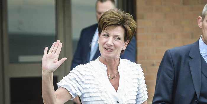 Diane James Ukip Wave