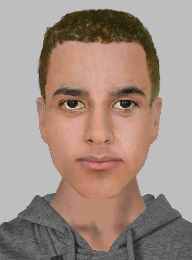 Lewisham Sex Attack E-Fit