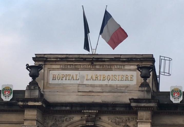 Paris Heroin Shooting Gallery