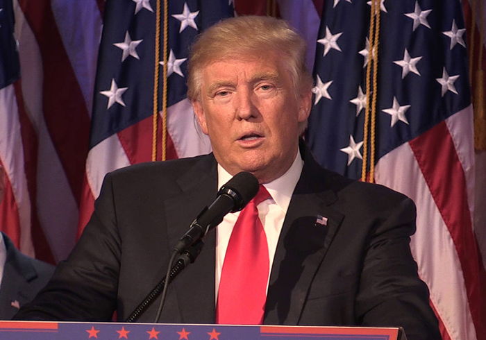 Donald Trump Flags