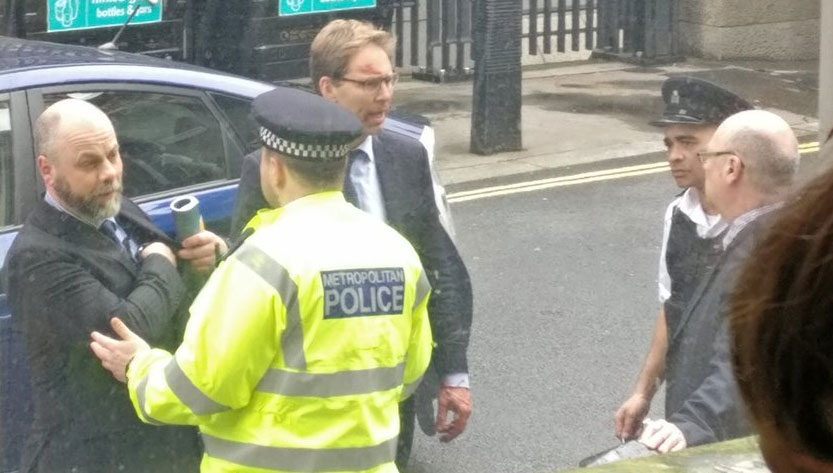 Tobias Ellwood blood