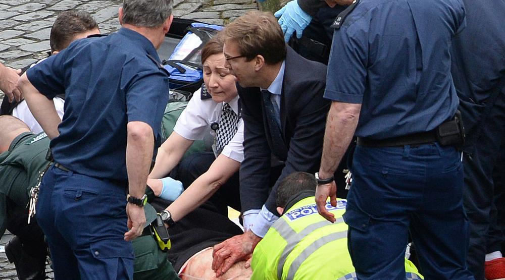 Tobias Ellwood CPR