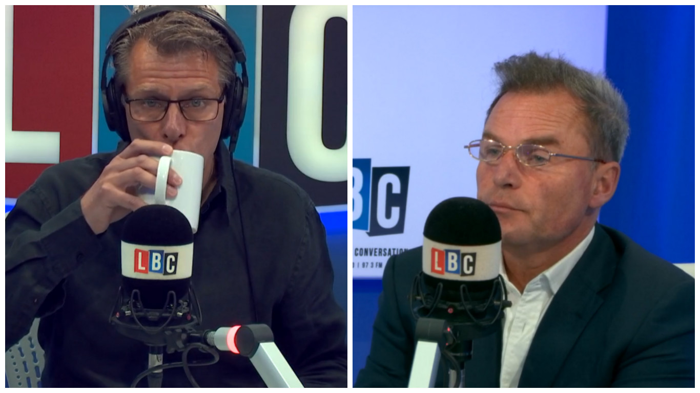 Andrew Castle Spoke To Peter Whittle In The Studio