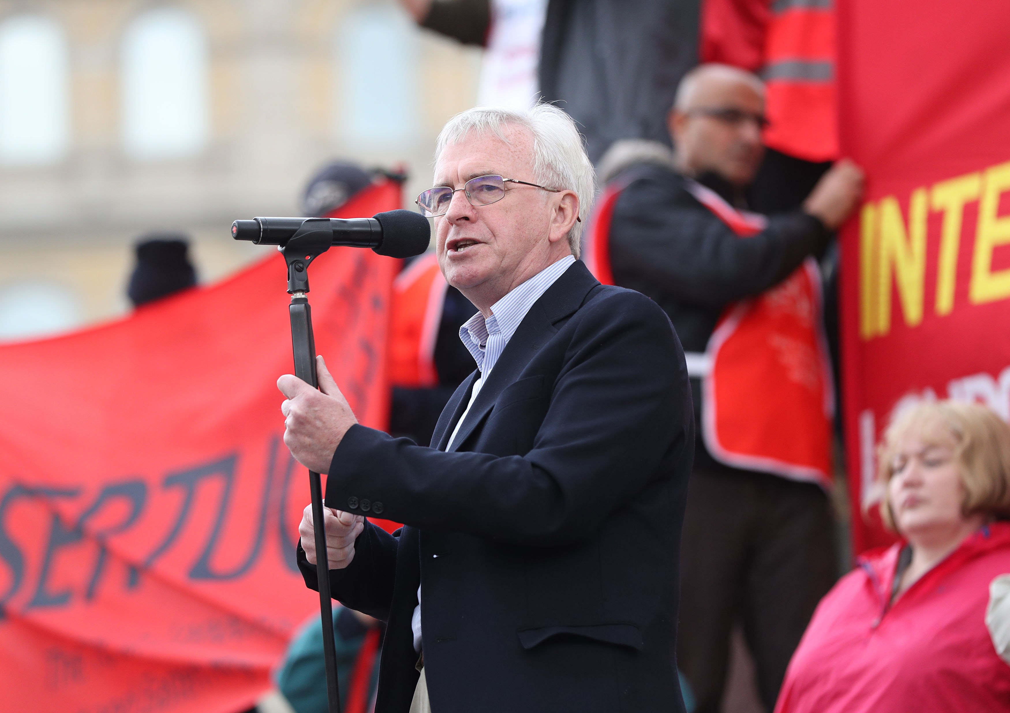 John McDonnell Spoke To Iain Dale
