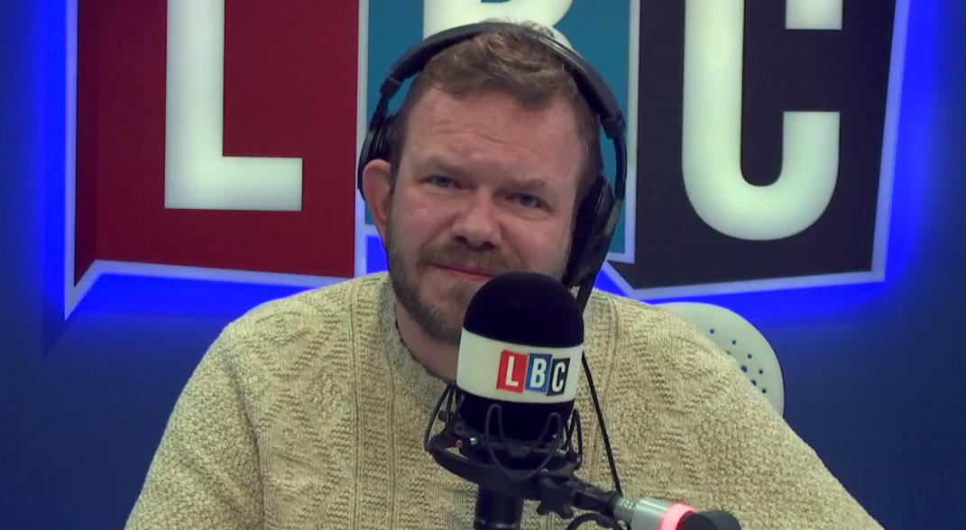 James O'Brien concerned
