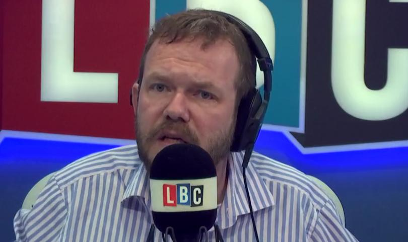 James O'Brien stripes