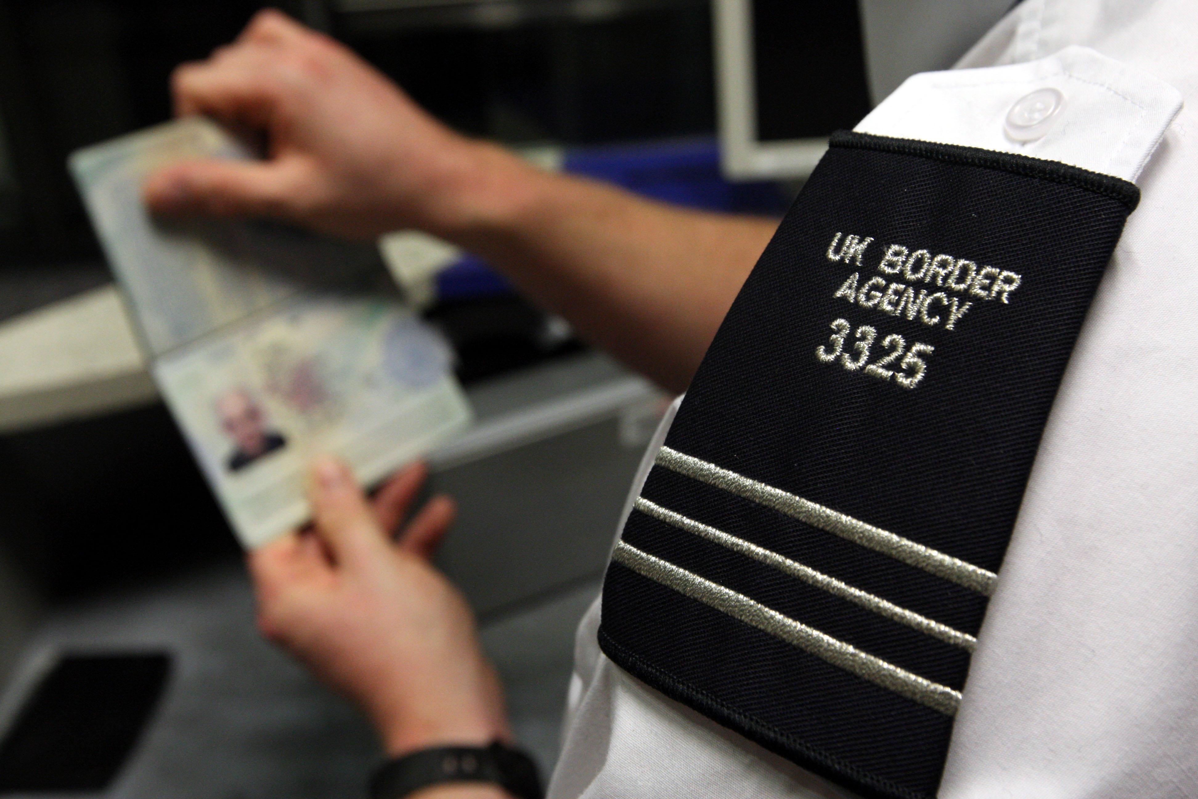 UK Border Checks
