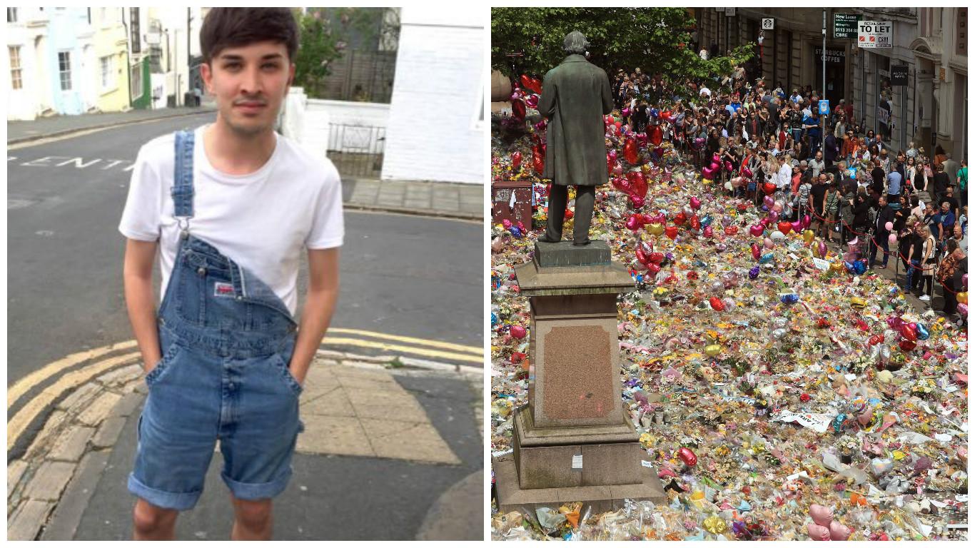 Manchester Victim Martyn Hett