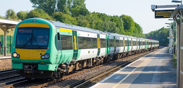 Why Can't You Flush A Train Toilet While In A Station? - LBC