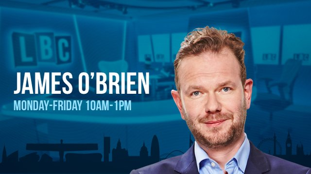James O'Brien - Presenters - Radio - LBC