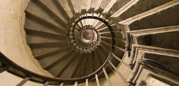 Mystery Hour Spiral Staircase