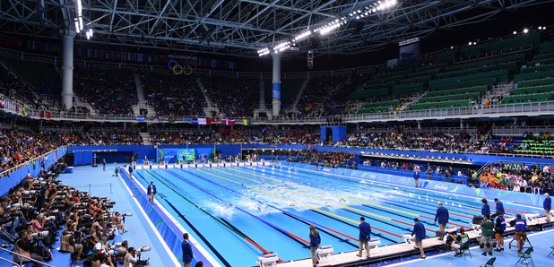 how cold are olympic swimming pools - Olympic Swimming Pool 2016