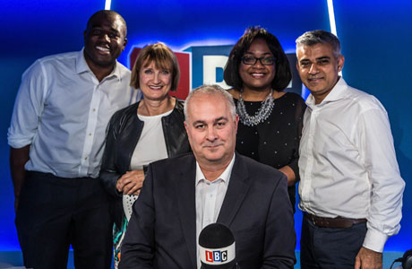 Labour London Mayor debate