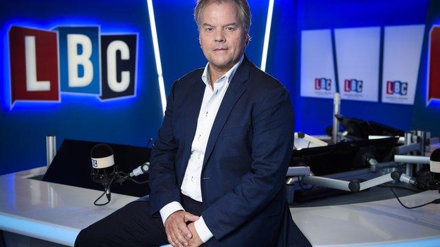 Matt Frei To Host Lbc S Saturday Morning Show Lbc