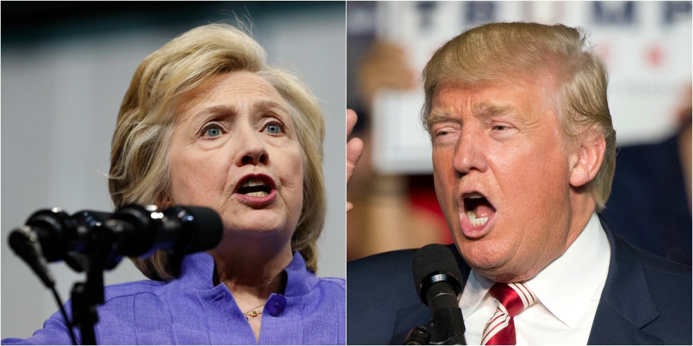 Clinton Trump Debate