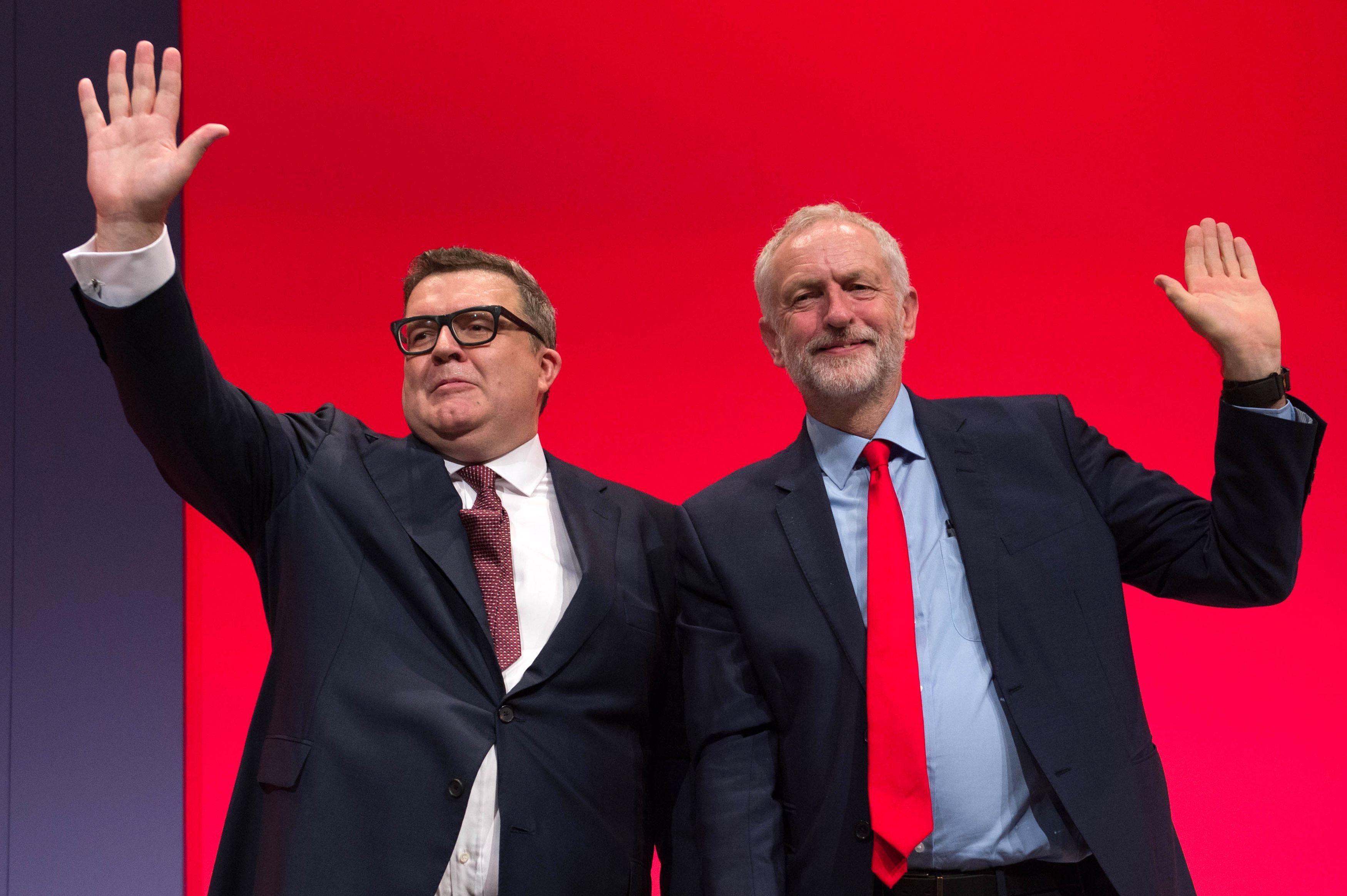 Tom Watson - Corbyn