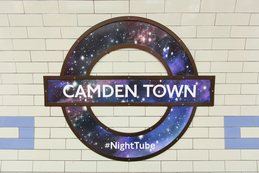 Northern line night tube