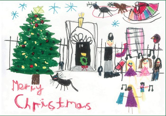 PM Christmas Card 2016 A