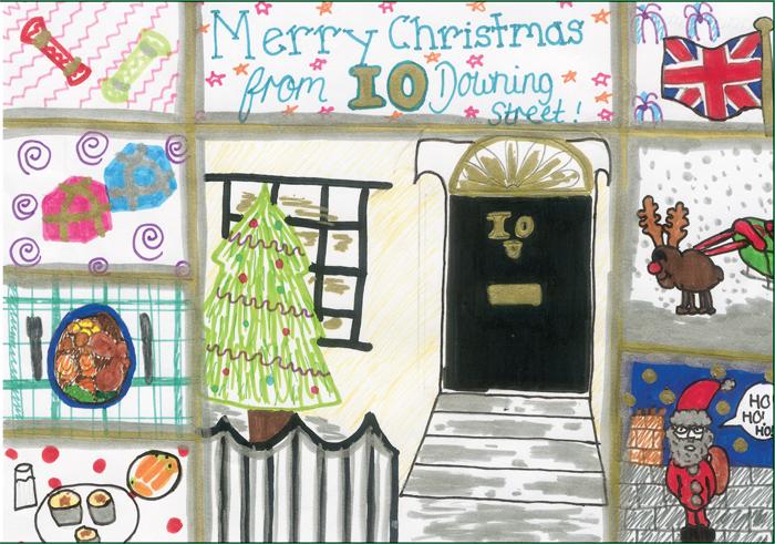 PM Christmas Card 2016 Jade Windsor