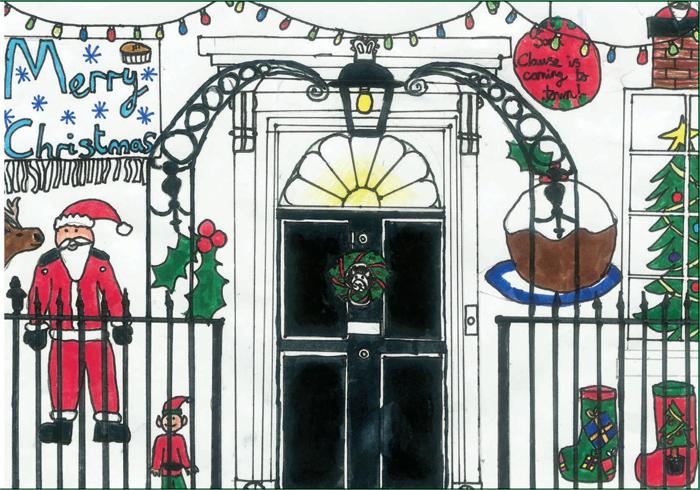 PM Christmas Card 2016 Sophie Brazil
