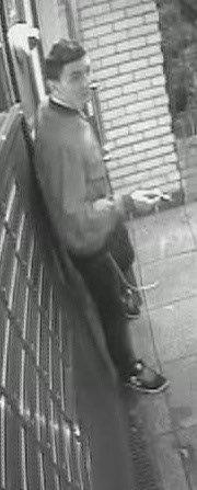 Greenwich rape suspect b