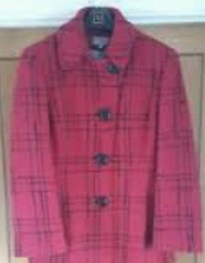 Balham Jacket Red