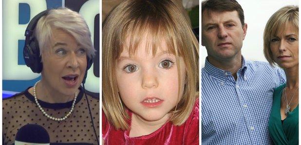 Katie Hopkins: Madeleine McCann Will Never Come Home - LBC