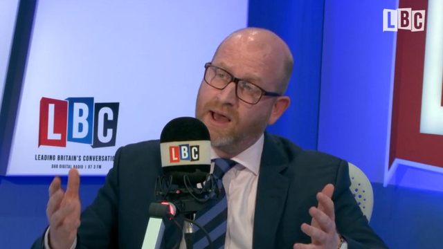 Nuttall: Leaving EU Wasn't Main Reason People Voted For ...
