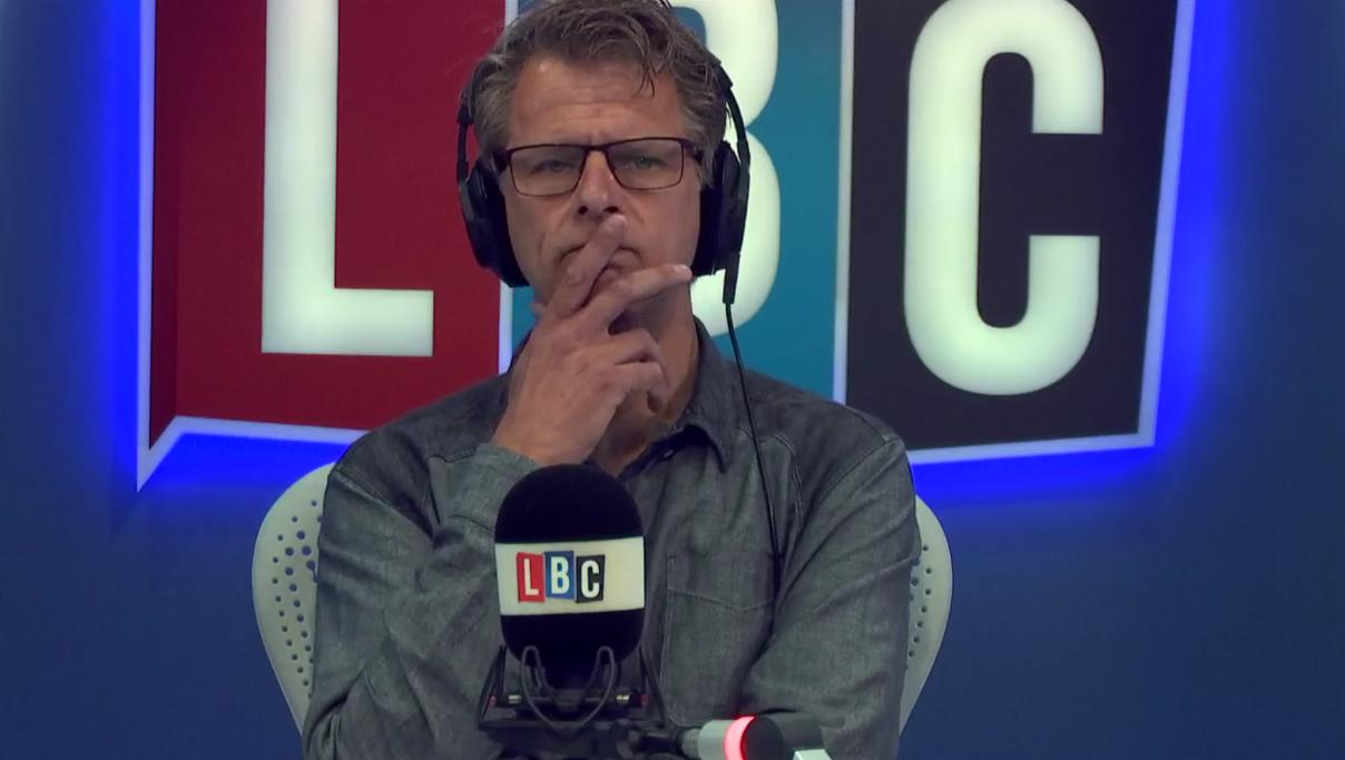 Andrew Castle thoughtful