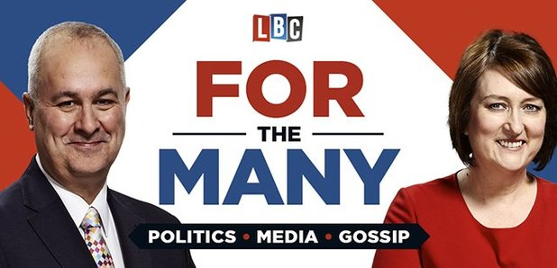 For The Many Podcast From LBC - Download & Listen For Free