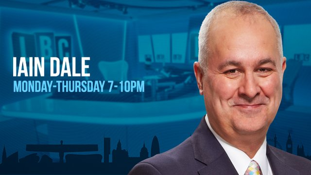 Image result for lbc iain dale