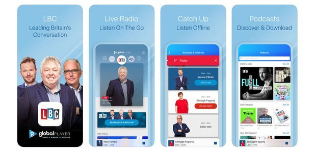 Listen To LBC On Mobile And Smart Speakers - LBC